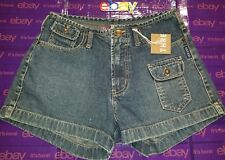 Womens Silver Jeans Shorts Size 28 NWT Western Glove Works