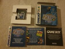 The Legend Of Zelda Oracle Of Ages (Nintendo Gameboy Color, 2001) PAL CIB
