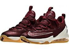 B41 Nike Lebron XIII LOW GS 13 James Cavs Cleveland 834347-600 UK 3 EU 35.5