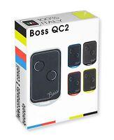 Telecomando universale quarzato Boss QC2 5 colori 20 frequenze diverse a scelta