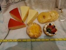 Home Interiors fake foods