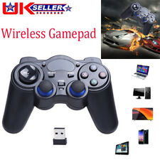 Universal 2.4G Wireless USB Game Gamepad Joystick for Android TV Box Tablets PC