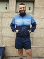 adidas Trainingsjacke Freizeit Sportjacke 80er TRUEVINTAGE 80s sport jacket 54