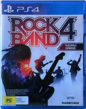 Rock Band 4 PS4 Game Only