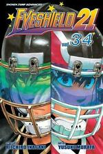 Eyeshield 21, Vol. 34: By Inagaki, Riichiro
