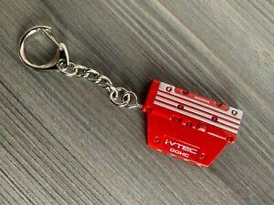 *UK* Honda Type R Keychain Fob Metal Keyring Key Ring EP3 DC5 FD2 FN2 K20 K24
