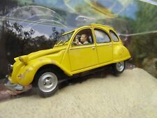 007 JAMES BOND Citroen For your Eyes Only - 2 CV - Chase ! 1:43 BOXED CAR MODEL