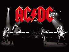 ACDC Poster Length :800 mm Height: 500 mm  SKU: 1573