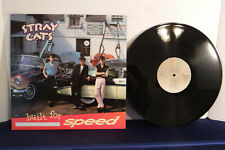 Stray Cats, Built For Speed, EMI America Records ST 17070, 1982 Rockabilly, Rock