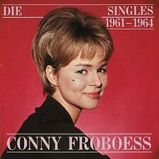Conny Froboess - Die singles 1961-1964 - Conny Froboess CD ZAVG The Cheap Fast