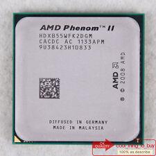 AMD Phenom II X2 B55 dual-core CPU (HDXB55WFK2DGM) Socket AM3 3/1M/533 Free ship