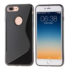 S-Line Wave TPU Soft Silicone Plastic Gel Rubber Case Back Cover Apple iPhone