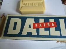 2 Seife der Marke Dalli Extra im Originalkarton mit Lanolin