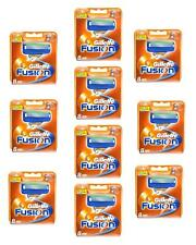 10X NEW Gillette Fusion 5 Blades Pack Of 8 Cartridges - SPECIAL OFFER
