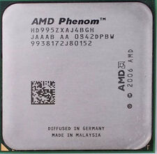 AMD Phenom X4 9950 HD995ZXAJ4BGH 2.6GHz AM2+ 2M Cache 4-Core 125W CPU Processor