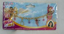 Mia and Me Armband Bracelet mit Charms Anhängern Joy Toy