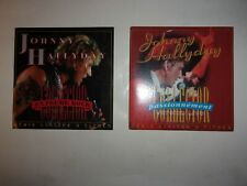 Rare 2 CD (promo) Johnny HALLYDAY - Série limitée - 1993 - TBE