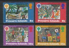 Pitcairn Island - 1979, Christmas set - MNH - SG 200/3