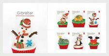 Gibraltar - Christmas 2017 Cupcakes- Presentation Pack