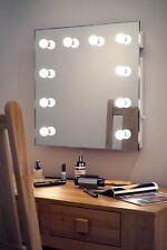 Diamond x Wallmount Hollywood per trucco Specchio con luce DIURNA LED regolabile k89CW