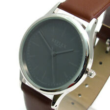 Reflex Smart Modern Men's Gents' Watch Quartz Grey Dial Chrome Case REF0015