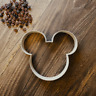 Mickey Mouse Cookie Cutter - Fondant, Sugarcraft & Biscuit - 3 Sizes -