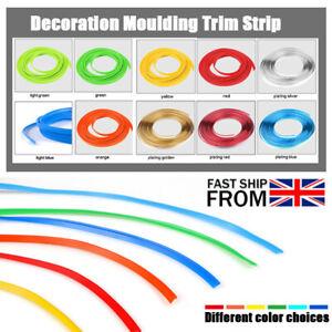 Decals Strip Sticker Dashboard Decoration Line Auto Interior Decor Thread
