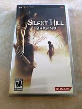 Silent Hill Origins (Sony PSP, 2007) PSP NEW