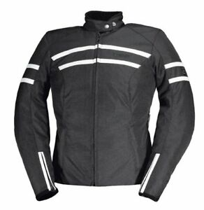 IXS Cecilia Ladies Motorcycle Textile Jacket Fitted Beautiful Cut
