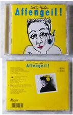 LOTTI HUBER Affengeil .. 1990 CD TOP