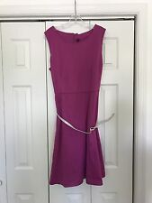NWT 212 Collection Kohl's Pink Fit And Flare Dress XL