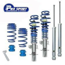 PROSPORT COILOVER SUSPENSION KIT COILOVERS POLO 9N IBIZA 4 6L FABIA 6Y DPM