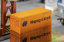 Faller 180826 HO 20' Container Hapag-Lloyd #NEU in OVP#