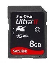 SDHC Card 8GB