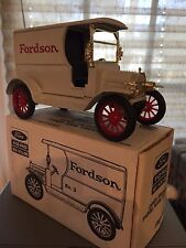 New Holland Ford Truck Limited Edition Collector Bank Nib