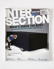 INTERSECTION magazine SPRING 2008 - ISSUE 11 - Cover by Gregoire Alexandre