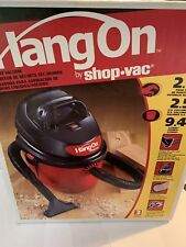 Shop-Vac 5890200 Hangon Wet/Dry Vacuum, 2.5 Gallon