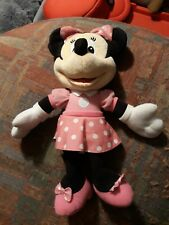 2010 Fisher Price Minnie Mouse Plush Talking