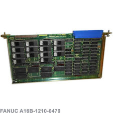 FANUC PCB ROM/RAM A16B-1210-0470