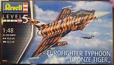 Revell 1/48 Eurofighter Bronze Tiger Plastic Model Kit 03949