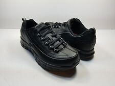 Skechers Black Women's Memory Foam Work Slip Resistant 76550EW - Size 7.5
