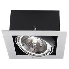 Lampada Da incasso MATEO G53 Faretto AR111 50W Lampadina orientabile 04960