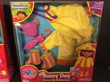 Dora the Explorer Dress up Adventure RAINY DAY outfit NEW