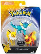 Tomy Pokémon - T18524d Figurines de Combat Pack Aléatoire 3
