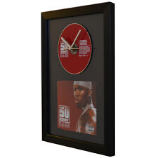 50 Cent – In Da Club - CD Single - Framed CD and Art Clock - Special Gift
