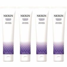 NIOXIN Intensive Therapy Deep Repair Hair Unisex Masque 5.1oz x 4pcs