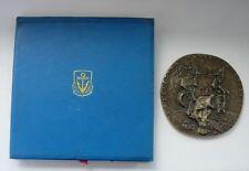 POLISH POLAND NAVAL BATTLE OF OLIWA POLISH–SWEDISH WAR HUGE MEDAL Stasinski