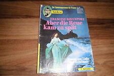 GASLICHT Auslese-Roman  # 16 -- die REUE kam zu SPÄT !! // von F. Davenport 1976