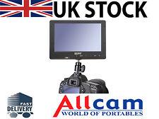 Lilliput 7'' HD Field Monitor for Professional Video Cameras,digital SLR w/ HDMI