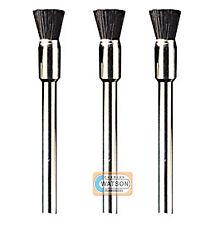 DREMEL Multi Tool Accessories 405 3.2mm End Shape Bristle Brush MULTIPACK